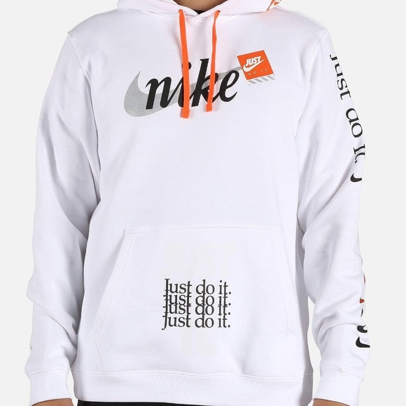 Nike Pullover Just Do It Jdi Hoodie